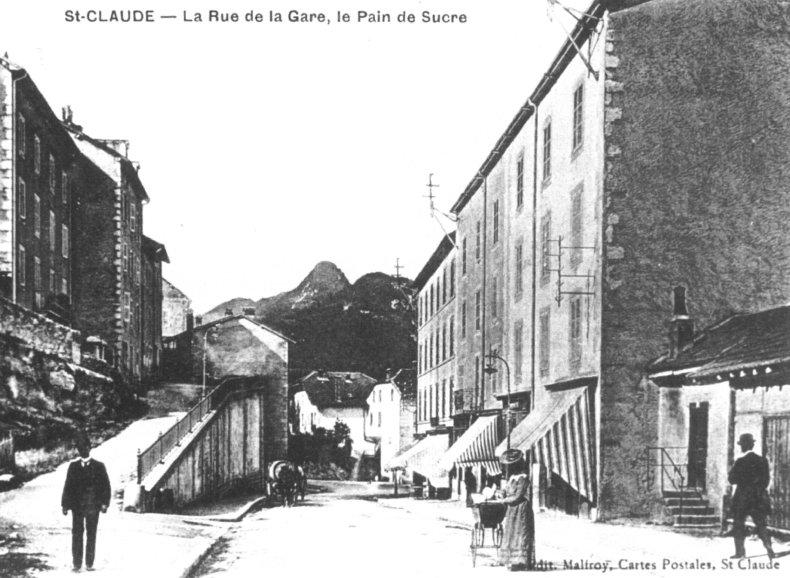 Saint-Claude au début du XX siècle (39) 0020c