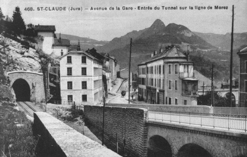 Saint-Claude au début du XX siècle (39) 0020c1