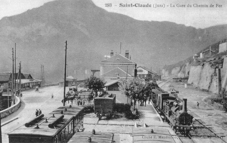 Saint-Claude au début du XX siècle (39) 0022