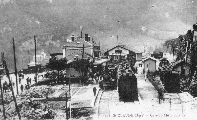 Saint-Claude au début du XX siècle (39) 0023