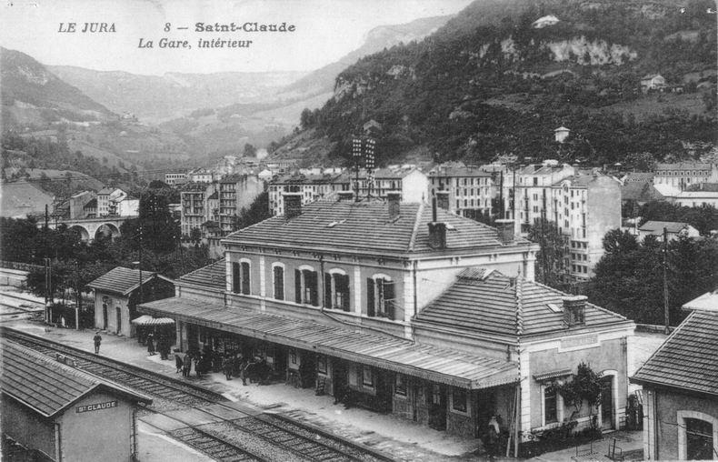 Saint-Claude au début du XX siècle (39) 0024