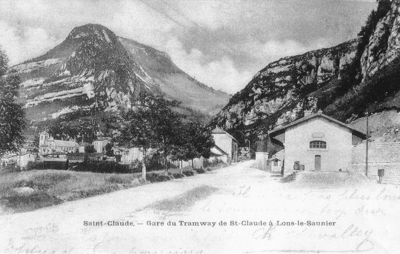 Saint-Claude au début du XX siècle (39) 0026