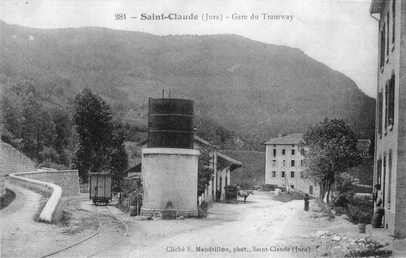 Saint-Claude au début du XX siècle (39) 0027