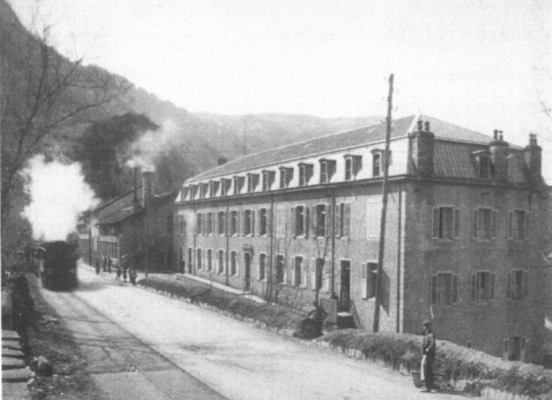 Saint-Claude au début du XX siècle (39) 0027a