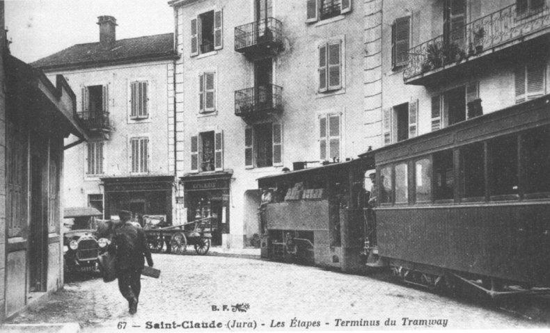 Saint-Claude au début du XX siècle (39) 0029a