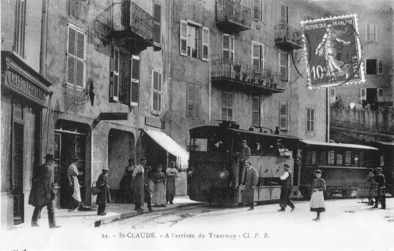 Saint-Claude au début du XX siècle (39) 0030