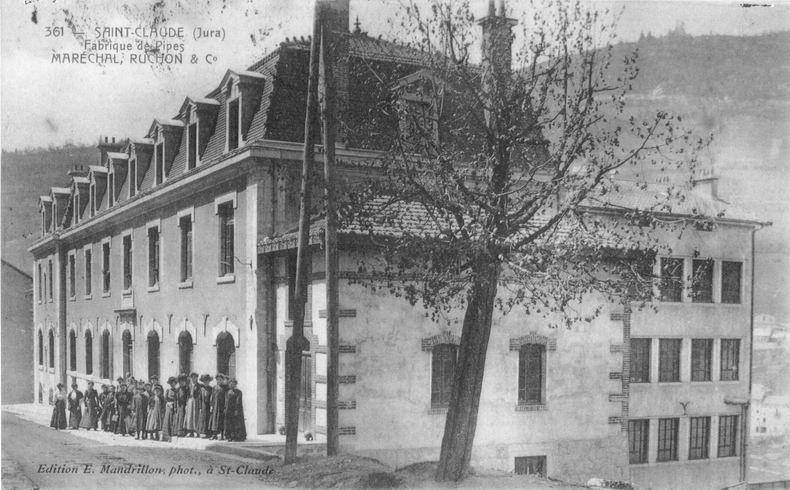 Saint-Claude au début du XX siècle (39) 0032