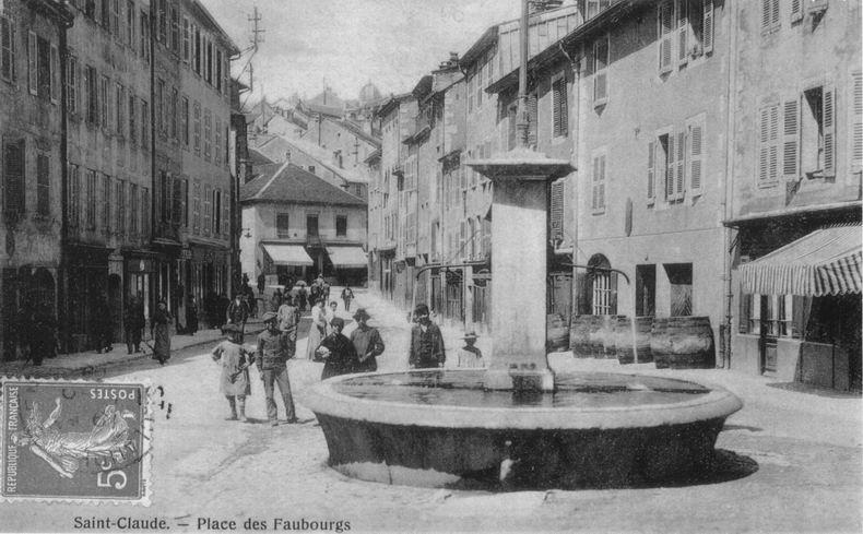 Saint-Claude au début du XX siècle (39) 0042