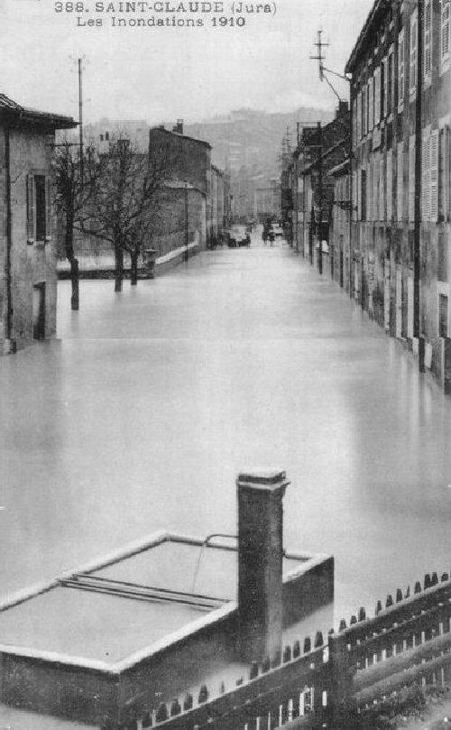 Saint-Claude au début du XX siècle (39) 0045
