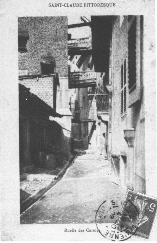 Saint-Claude au début du XX siècle (39) 0050-1