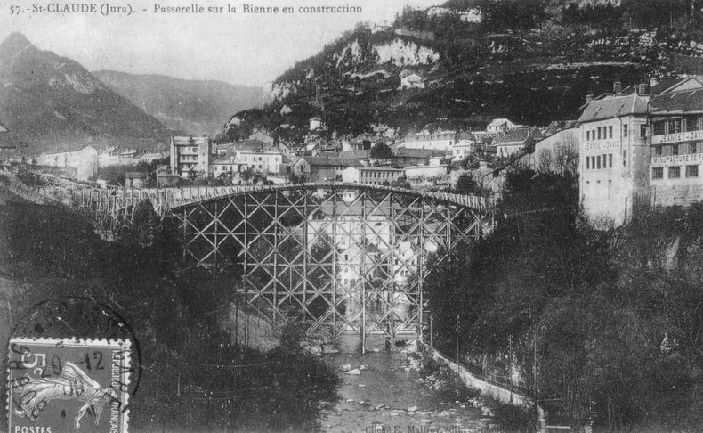 Saint-Claude au début du XX siècle (39) 0051