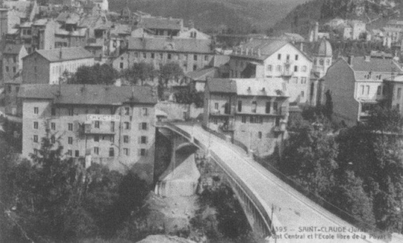 Saint-Claude au début du XX siècle (39) 0055b