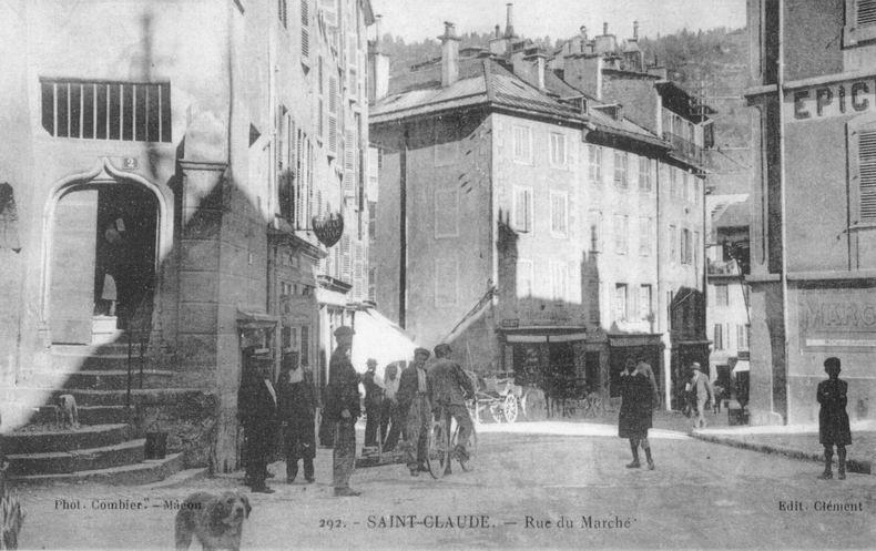 Saint-Claude au début du XX siècle (39) 0058