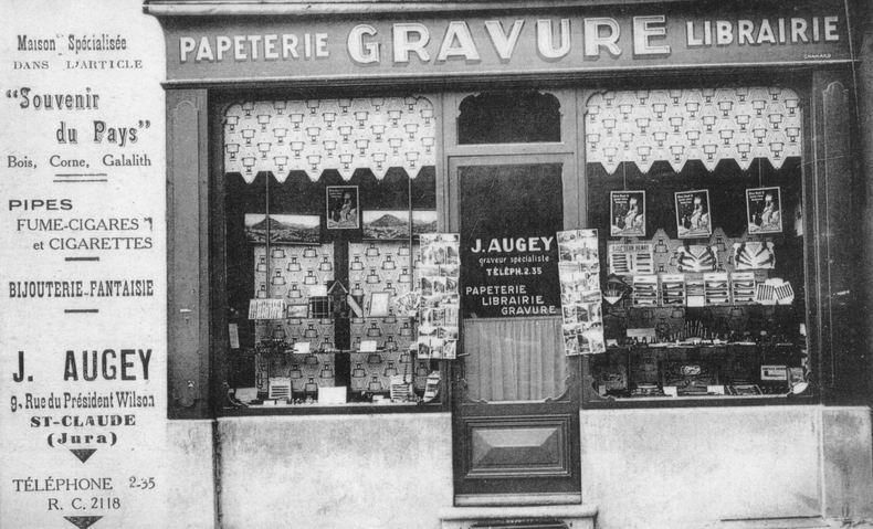 Saint-Claude au début du XX siècle (39) 0058a
