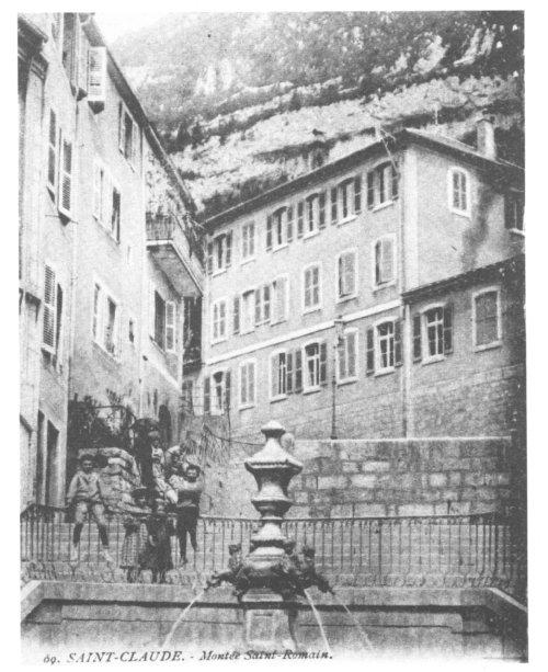 Saint-Claude au début du XX siècle (39) 0058b