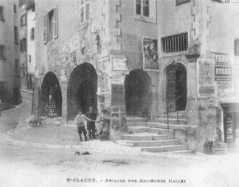 Saint-Claude au début du XX siècle (39) 0059