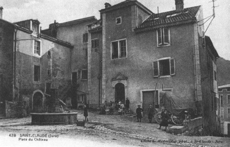 Saint-Claude au début du XX siècle (39) 0060