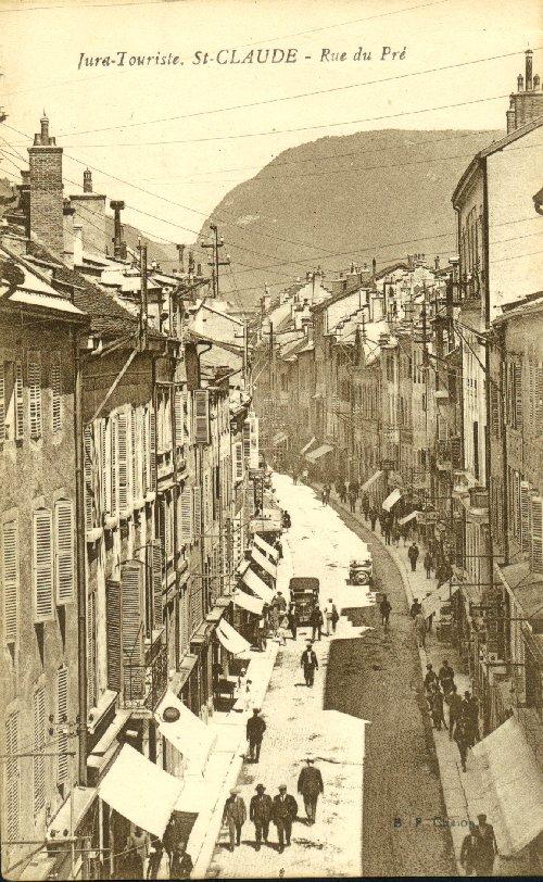 Saint-Claude au début du XX siècle (39) 0064c
