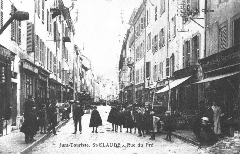 Saint-Claude au début du XX siècle (39) 0065
