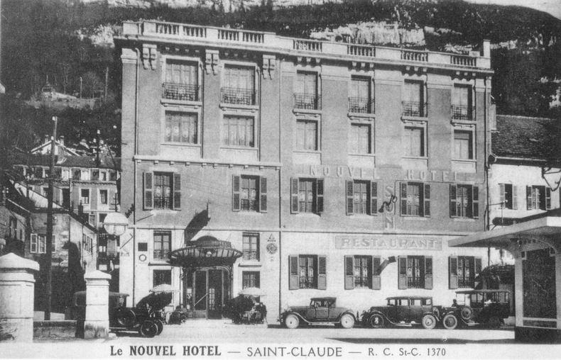 Saint-Claude au début du XX siècle (39) 0071