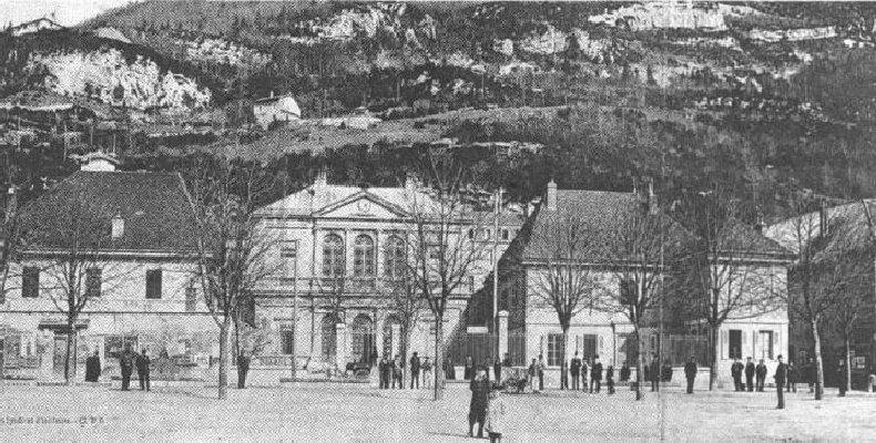 Saint-Claude au début du XX siècle (39) 0074
