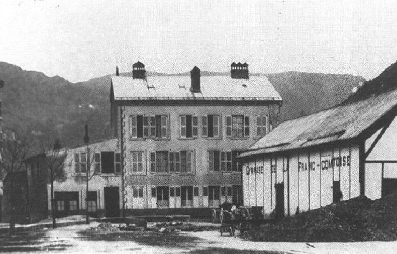 Saint-Claude au début du XX siècle (39) 0076a