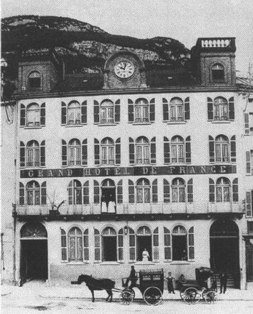 Saint-Claude au début du XX siècle (39) 0079