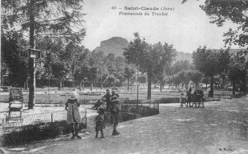Saint-Claude au début du XX siècle (39) 0086