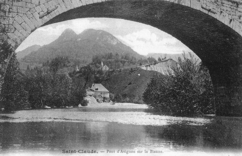 Saint-Claude au début du XX siècle (39) 0089