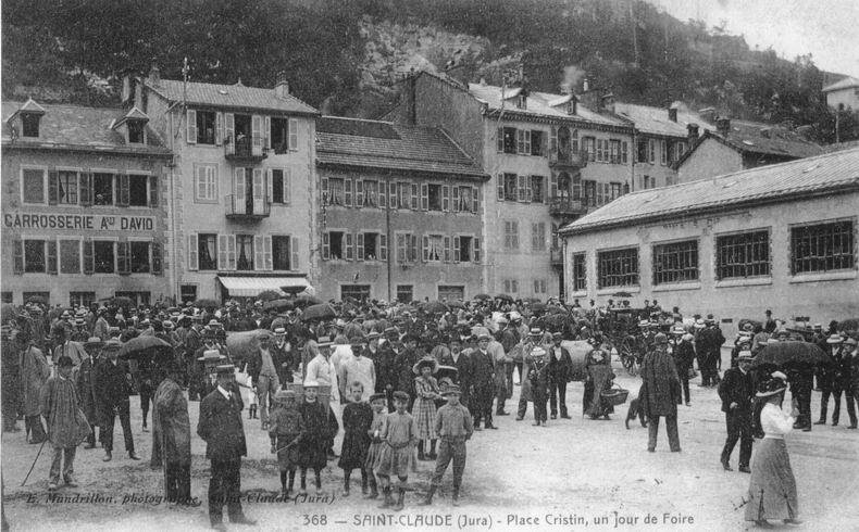 Saint-Claude au début du XX siècle (39) 0090