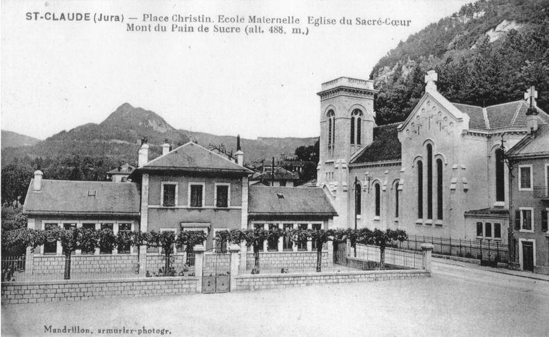 Saint-Claude au début du XX siècle (39) 0091