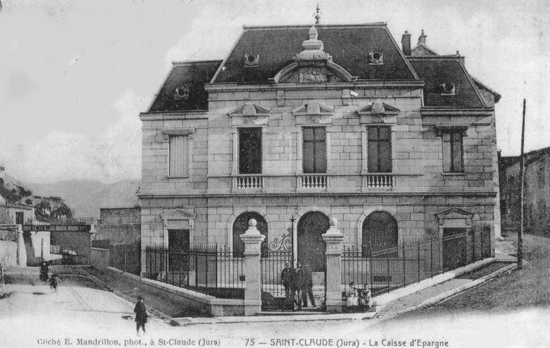 Saint-Claude au début du XX siècle (39) 0093