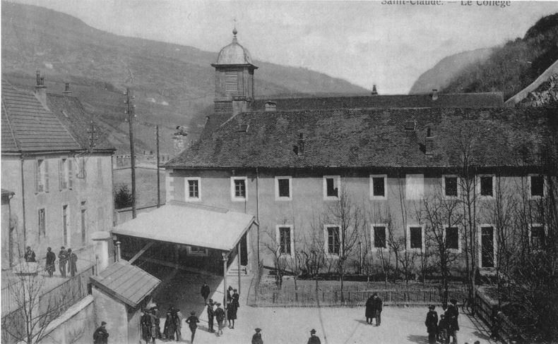 Saint-Claude au début du XX siècle (39) 0094