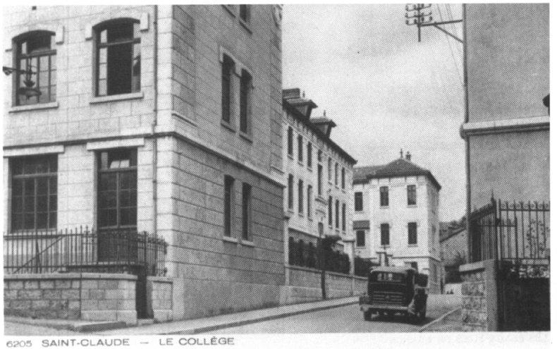 Saint-Claude au début du XX siècle (39) 0098
