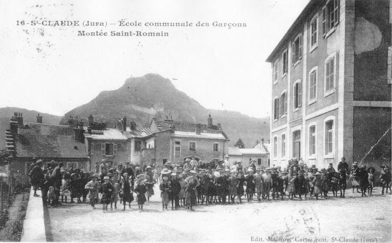Saint-Claude au début du XX siècle (39) 0099