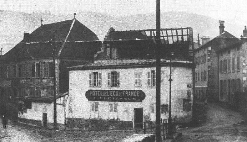 Saint-Claude au début du XX siècle (39) 0099b