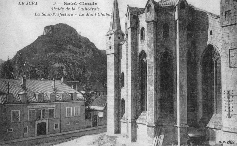 Saint-Claude au début du XX siècle (39) 0102
