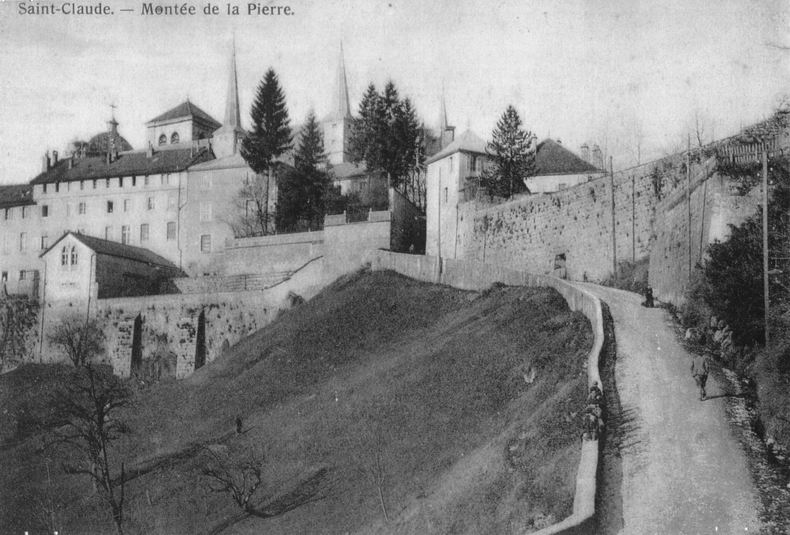 Saint-Claude au début du XX siècle (39) 0103