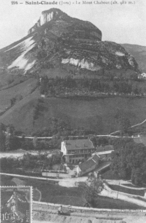Saint-Claude au début du XX siècle (39) 0106