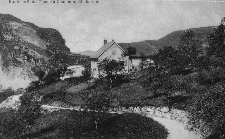 Saint-Claude au début du XX siècle (39) 0108