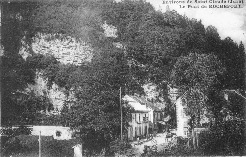Saint-Claude au début du XX siècle (39) 0111