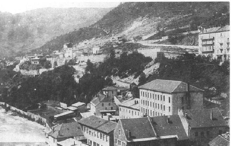 Saint-Claude au début du XX siècle (39) 0113
