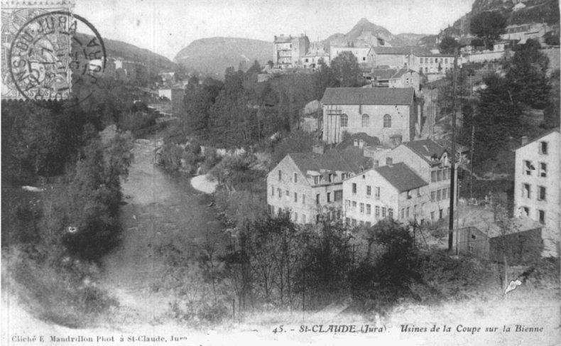 Saint-Claude au début du XX siècle (39) 0114