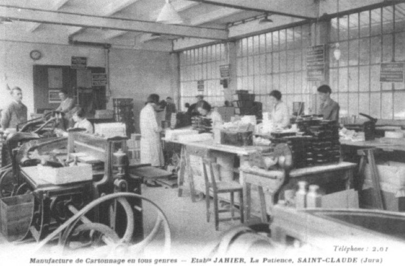 Saint-Claude au début du XX siècle (39) 0116