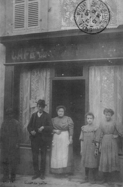 Saint-Claude au début du XX siècle (39) 0117