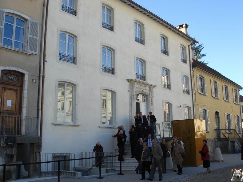 Le Musée de l'Abbaye - Donations Bardone-Genis - St-Claude 0003