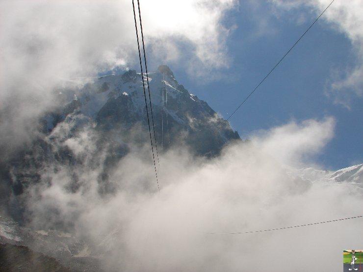 Pour la beauté des lieux et la richesse des images - Le toit des Alpes 0034