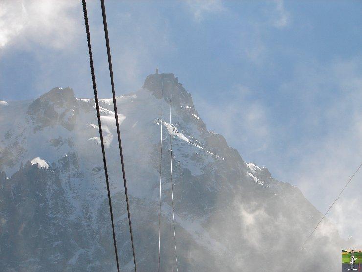 Pour la beauté des lieux et la richesse des images - Le toit des Alpes 0035