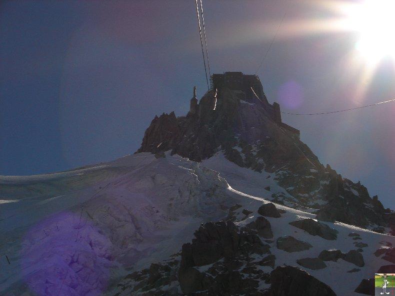 Pour la beauté des lieux et la richesse des images - Le toit des Alpes 0046