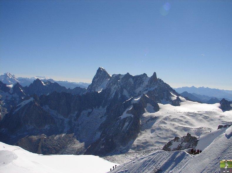 Pour la beauté des lieux et la richesse des images - Le toit des Alpes 0065